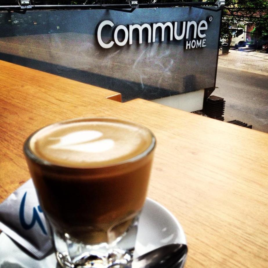 Commune Cafe do serve the Gib