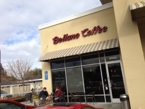 Gibraltar @ Bellano Coffee - Review