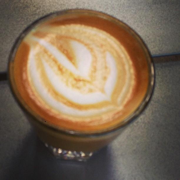 at B2 Coffee.